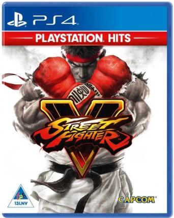 Street Fighter V Ps4 NAUDOTAS