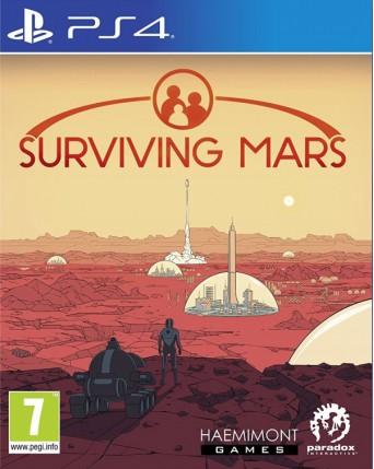 Surviving Mars Ps4 NAUDOTAS