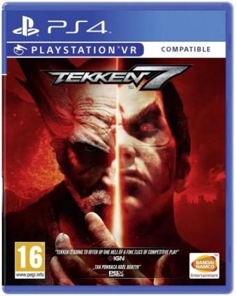 Tekken 7 PS VR NAUDOTAS