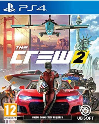 The Crew 2 Ps4 NAUDOTAS