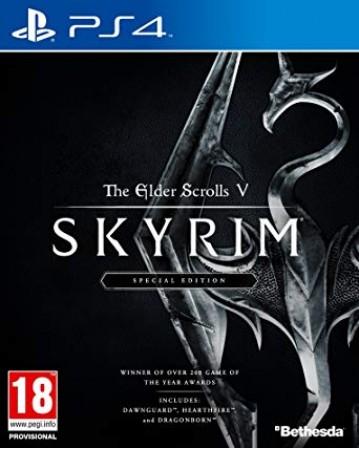 The Elder Scrolls V Skyrim Ps4 NAUDOTAS