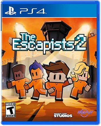 The Escapists 2 Ps4 NAUJAS