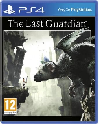 The Last Guardian Ps4 NAUDOTAS