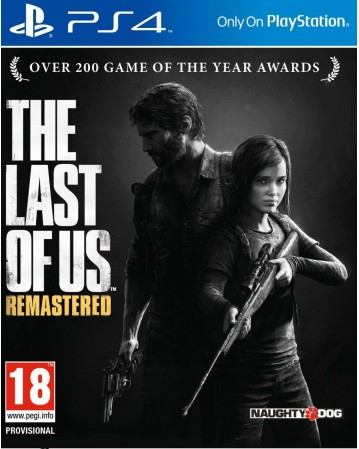 The Last Of Us Ps4 NAUDOTAS