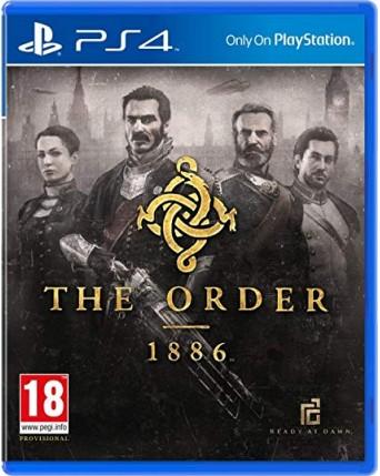 The Order 1886 Ps4 NAUDOTAS