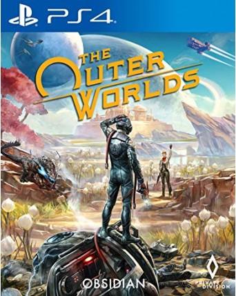 The Outer Worlds Ps4 NAUJAS IŠLEIDIMAS 10.25