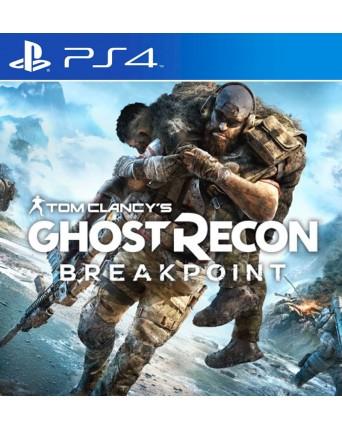 Tom Clancys Ghost Recon Breakpoint Ps4 NAUJAS IŠLEIDIMAS 10.04