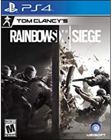 Tom Clancys Rainbow Six Siege Ps4 NAUDOTAS