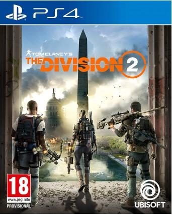 Tom Clancys The Division 2 Ps4 IŠLEIDIMAS KOVO 15D