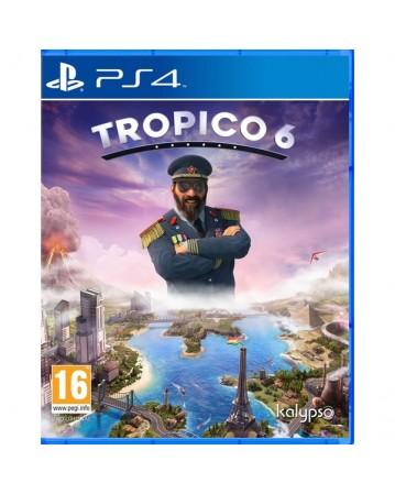 Tropico 6 Ps4 NAUJAS IŠLEIDIMAS 09.27
