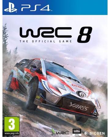 WRC 8 Ps4 NAUJAS