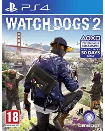 Watch Dogs 2 Ps4 NAUDOTAS