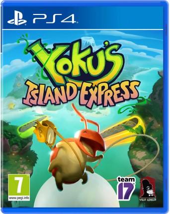 Yokus Island Express Ps4 NAUJAS