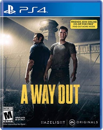 A Way Out Ps4 NAUDOTAS