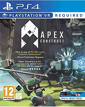APEX CONSTRUCT PS VR PS4 NAUJAS