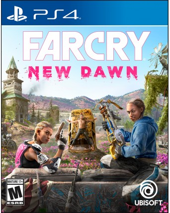 Far Cry New Dawn Ps4 NAUJAS