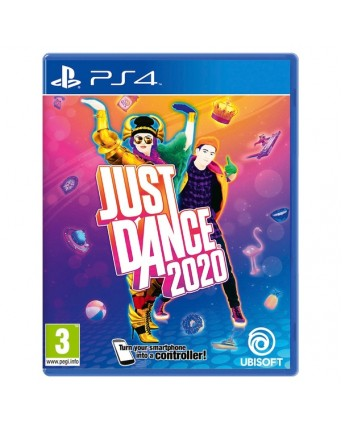 Just Dance 2020 PS4 NAUJAS