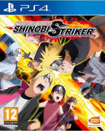naruto to boruto shinobi striker ps4 NAUDOTAS