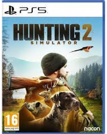 Hunting Simulator 2 Ps5 NAUJAS