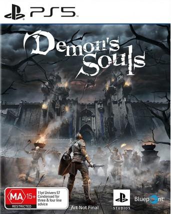 Demon Souls Ps5 NAUDOTAS
