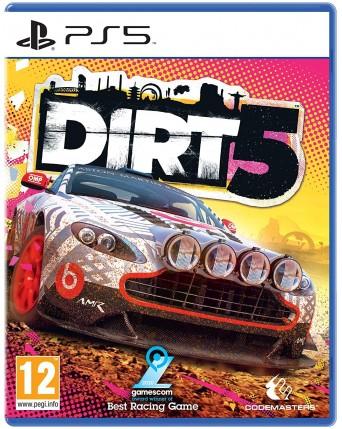 Dirt 5 Ps5 NAUDOTAS