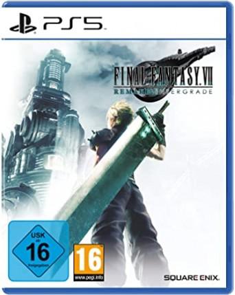 Final Fantasy VII Remake Intergrade Ps5 NAUDOTAS