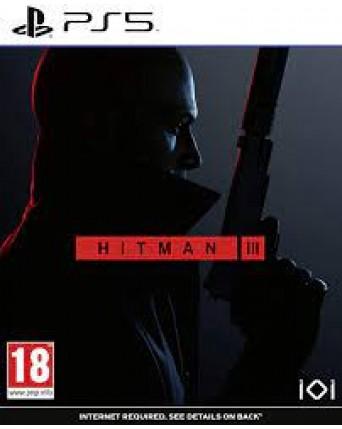Hitman 3 Ps5 NAUDOTAS
