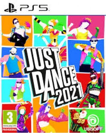 Just Dance 2021 Ps5 NAUJAS