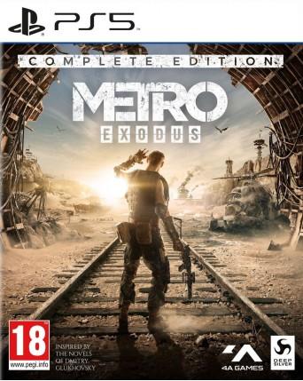 Metro Exodus Complete Edition Ps5 NAUDOTAS