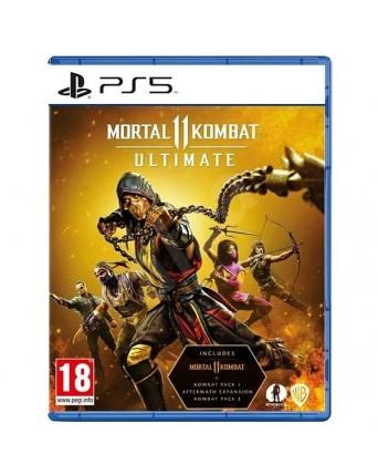 Mortal Kombat 11 Ultimate Ps5 NAUJAS