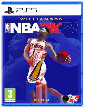 NBA 2K21 Ps5 NAUJAS