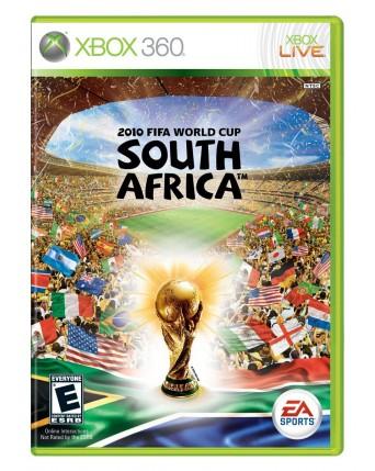 2010 Fifa World Cup South Africa Xbox 360 NAUDOTAS