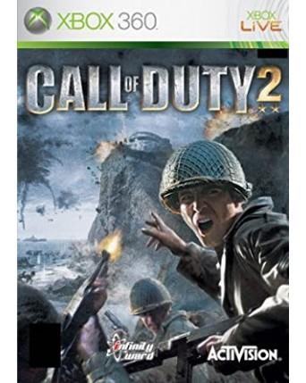 Call of Duty 2 xbox 360 NAUDOTAS