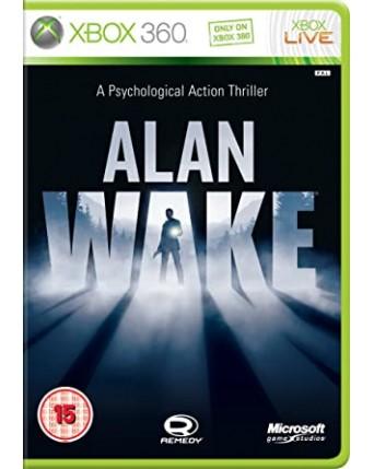 alan wake xbox 360 NAUDOTAS