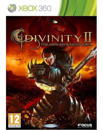 divinity II The Dragon knight saga xbox 360 NAUDOTAS