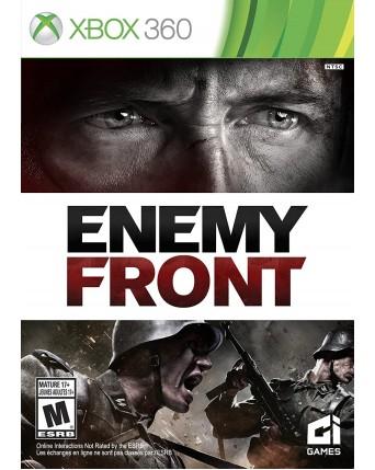 enemy front xbox 360 NAUDOTAS