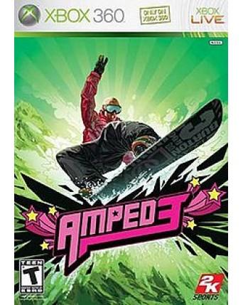 Amped 3 Xbox 360 NAUDOTAS