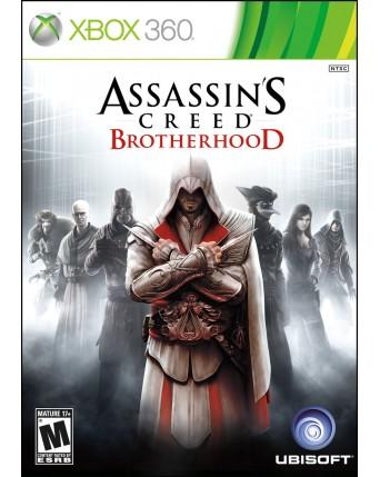 Assassins Creed Brotherhood Xbox 360 NAUDOTAS