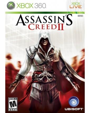 Assassins Creed II Xbox 360 NAUDOTAS