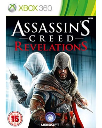 Assassins Creed Revelations Xbox 360 NAUDOTAS