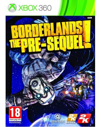 Borderlands The Pre-Sequel Xbox 360 NAUDOTAS