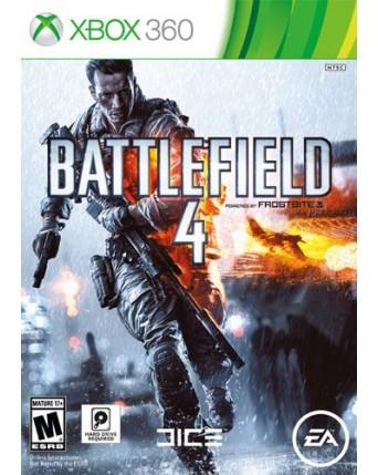 Battlefield 4 Xbox 360 NAUDOTAS