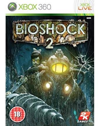 Bioshock 2 Xbox 360 NAUDOTAS