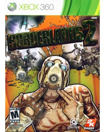 Borderlands 2 Xbox 360 NAUDOTAS