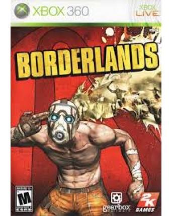 Borderlands Xbox 360 NAUDOTAS