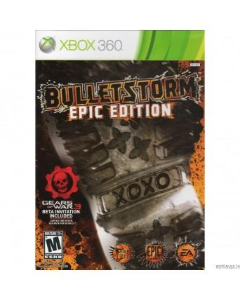 Bulletstorm Epic Edition Xbox 360 NAUDOTAS