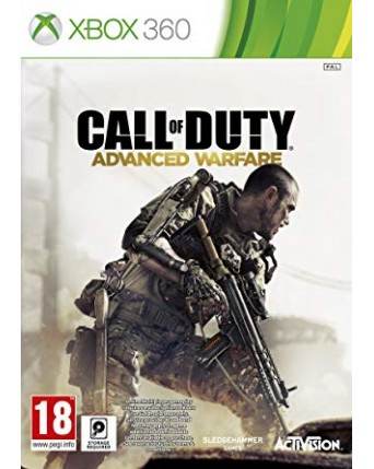 Call Of Duty Advanced Warfare Xbox 360 NAUDOTAS