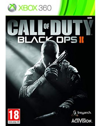 Call Of Duty Black Ops II Xbox 360 NAUDOTAS