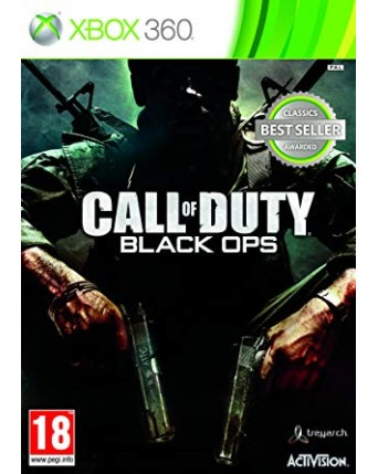 Call Of Duty Black Ops Xbox 360 NAUDOTAS