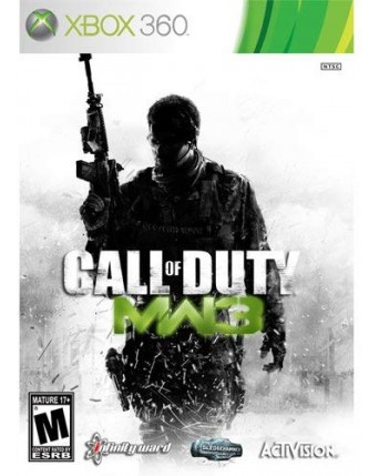 Call Of Duty Modern Warfare 3 Xbox 360 NAUDOTAS
